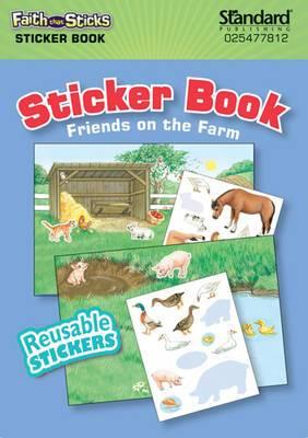 Friends on the Farm Sticker Book