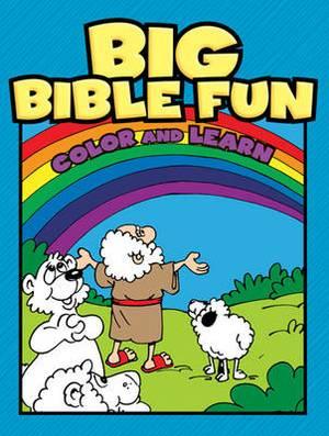 Big Bible Fun Color and Learn, Volume 1