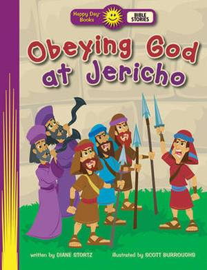 Obeying God at Jericho