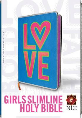 Girls Slimline Bible-NLT