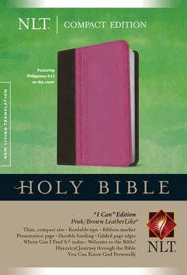 Compact Bible-NLT- I Can