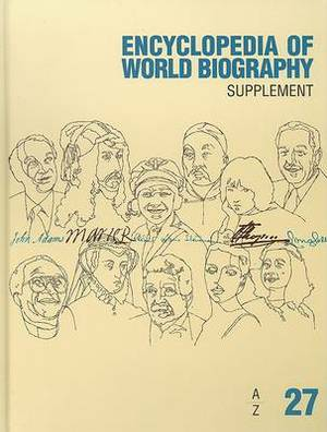 Encyclopedia of World Biography Supplement: A - Z
