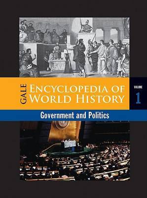 Gale Encyclopedia of U.S. History: Governments