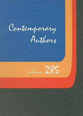 Contemporary Authors: A Bio-Bibliographical Guide to Current Writers in Fiction, General Nonfiction, Poetry, Journalism, Drama, Motion Pictures, Television, Other Fields