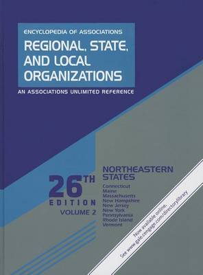 Northeastern States: Regional, State, and Local Organizations