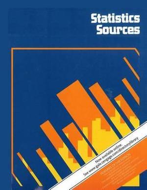 Statistics Sources: 4 Volume Set