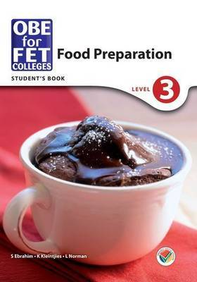 OBE for FET colleges food preparation: Level 3: Learner's book