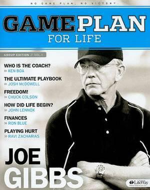 Game Plan for Life, Vol. 1: Joe Gibbs