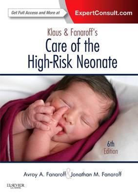 Klaus and Fanaroff's Care of the High-Risk Neonate 6e