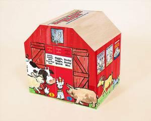 Farmer Brown's Barnyard: A Bestselling Board Book Gift Set