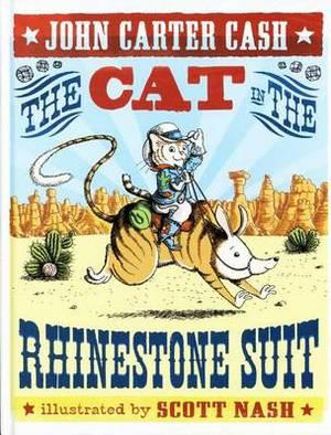 The Cat in the Rhinestone Suit