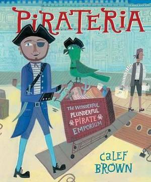 Pirateria: The Wonderful Plunderful Pirate Emporium