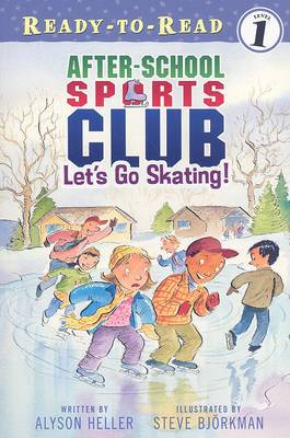 After-School Sports Club: Let's Go Skating!
