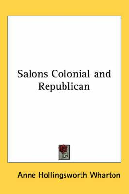 Salons Colonial and Republican