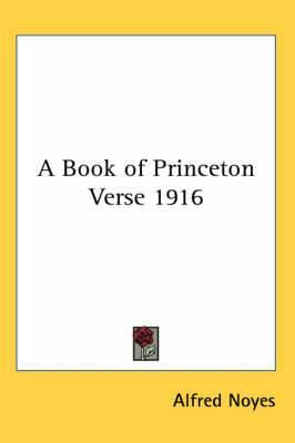 A Book of Princeton Verse 1916