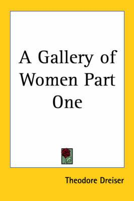 A Gallery of Women Part One