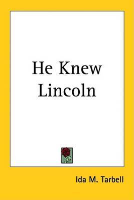 He Knew Lincoln