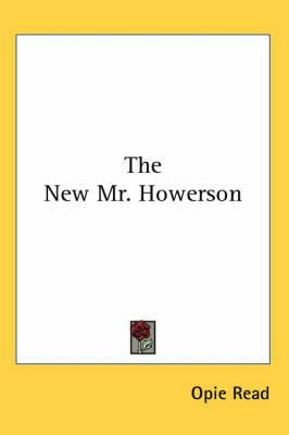 The New Mr. Howerson