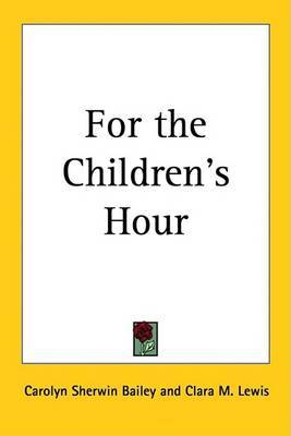 For the Children's Hour