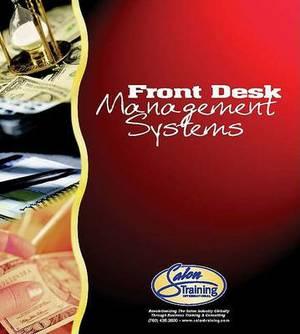 Front Desk Management System Binder