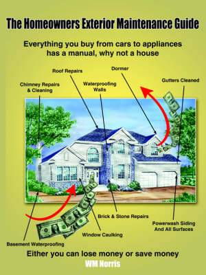 The Homeowners Exterior Maintenance Guide: Everything You Buy from Cars to Appliances Has a Manual, Why Not a House