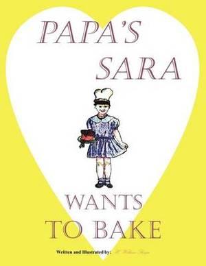 Papa's Sara Wants to Bake