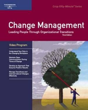 Crisp Group Training Video: Change Management, Third Editioncrisp Group Training Video: Change Management, Third Edition