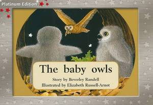 Rigby PM Platinum Collection: Individual Student Edition Red (Levels 3-5) the Baby Owls