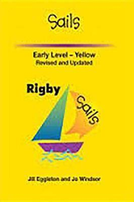 Rigby Sails Early: Complete Package Fiction Yellow