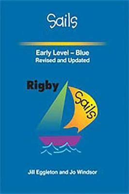 Rigby Sails Early: Complete Package Blue 1270793