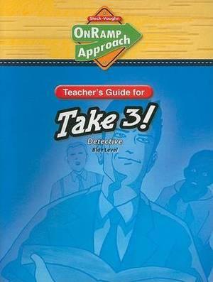 Take 3! Detective, Blue Level