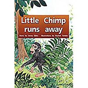 Rigby PM Plus: Leveled Reader Bookroom Package Yellow (Levels 6-8) Little Chimp Runs Away
