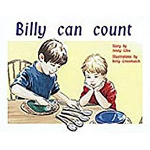 Rigby PM Plus: Leveled Reader Bookroom Package Yellow (Levels 6-8) Billy Can Count