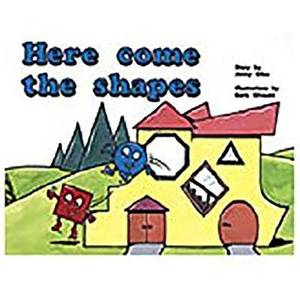 Rigby PM Plus: Leveled Reader Bookroom Package Yellow (Levels 6-8) Here Come the Shapes