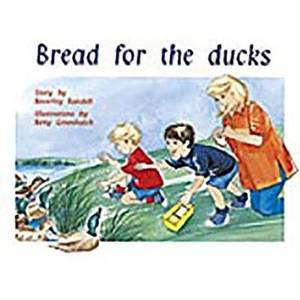 Rigby PM Plus: Leveled Reader Bookroom Package Yellow (Levels 6-8) Bread for the Ducks