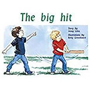Rigby PM Plus: Leveled Reader Bookroom Package Yellow (Levels 6-8) the Big Hit