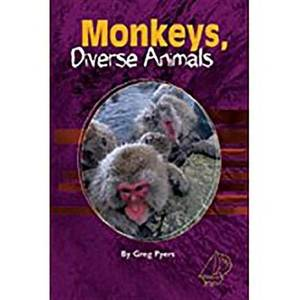 Rigby Mainsails: Leveled Reader Bookroom Package Red Monkeys, Diverse Animals