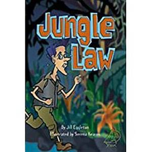 Rigby Mainsails: Leveled Reader Bookroom Package Red Jungle Law