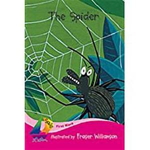 Rigby Mainsails: Leveled Reader Bookroom Package Red the Spiders