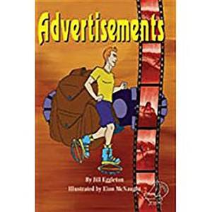 Rigby Mainsails: Leveled Reader Bookroom Package Red Advertisements