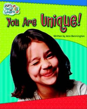 Steck-Vaughn Pair-It Turn and Learn Early Fluency 3: Individual Student Edition You Are Unique!/Why Quincy Couldn't Quack