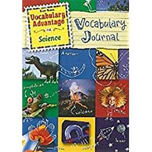 Steck-Vaughn Vocabulary Advantage Science: Teacher's Guide Teacher Resource Kit Science/Biology