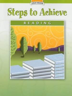 Steps to Achieve Reading, Grade 5