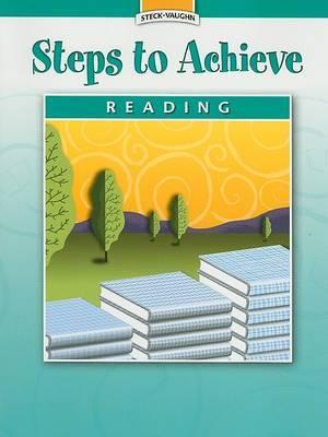Steps to Achieve Reading, Grade 7