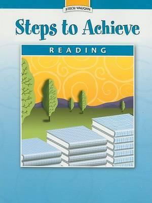 Steps to Achieve Reading, Grade 8