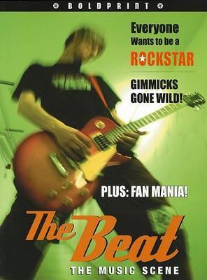 Steck-Vaughn Boldprint Anthologies: Individual Student Edition Purple the Beat: The Music Scene