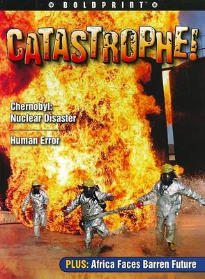 Steck-Vaughn Boldprint Anthologies: Individual Student Edition Green Catastrophe!