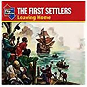 Steck-Vaughn on Ramp Approach Flip Perspectives: Audio CD Gold the First Settlers