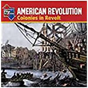 Steck-Vaughn on Ramp Approach Flip Perspectives: Audio CD Gold American Revolution
