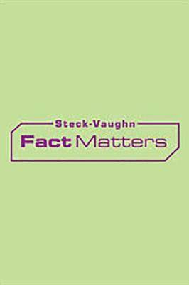 Steck-Vaughn on Ramp Approach Fact Matters: Single Copy Collection Thematic Teal (Science) Science